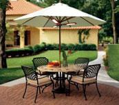 calefactor electrico parasol