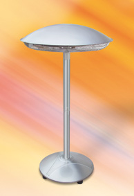 calefactor electrico de mesa